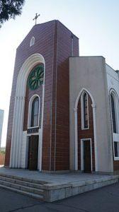 Catholic church Jangchung in  Pyongyang