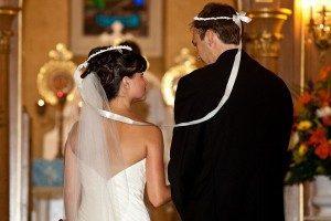 Ruban de mariage