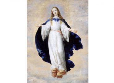 Immaculée Conception, 1661. Francisco Zurbaran (1598-1664, Espagne)